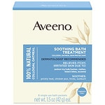 Aveeno Soothing Bath Treatment, Single Use Packets