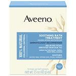 Aveeno Soothing Bath Treatment, Single Use Packets- 8 ea
