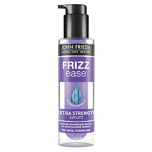 John Frieda Frizz-Ease Hair Serum, Extra Strength Formula- 1.69 fl oz