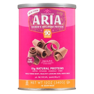 Designer Whey Aria Women's Protein, Chocolate
