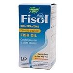 Nature's Way Fisol Fish Oil, Softgels- 180 ea