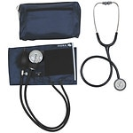 MatchMates Combination Kit with 3M Littmann Classic II S.E. Stethoscope, Black