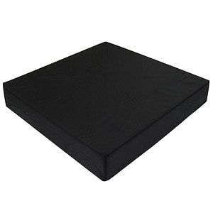 Duro-Med Wheelchair cushion Black