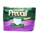 Prevail Super Protective Underwear, Large, For Women and Men
