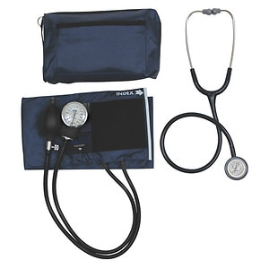Mabis MatchMates Combination Kit with a 3M Littmann Classic II S.E. Stethoscope, Navy