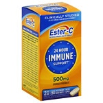 Ester C Vitamin C Supplement, Coated Tablets