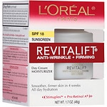 L'Oreal Paris Revitalift Complete Day Cream, Anti-Wrinkle &