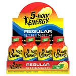 5-Hour Energy Shot, Citrus Lime, 12 pk- 2 oz