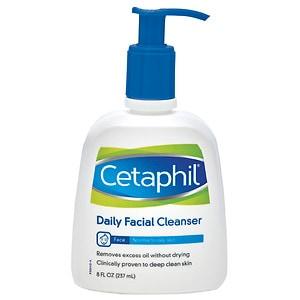 Cetaphil Gentle Skin Cleanser- 8 fl oz