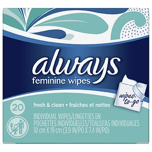 Always Wipes-to-Go