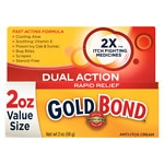 Gold Bond Maximum Strength Rapid Relief Medicated Anti-Itch Cream- 2 oz