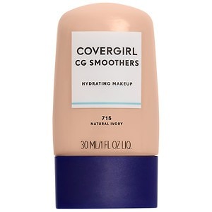 CoverGirl Smoothers All Day Hydrating Make-Up, Natural Ivory