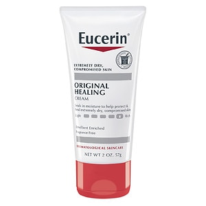 Eucerin Original Healing Soothing Repair Creme, 2 oz