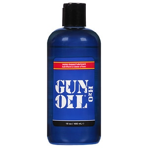 Gun Oil H2O Water Based Lubricant- 16 oz