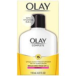 Olay Complete All Day Moisturizer with Broad Spectrum SPF 15,