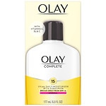 Olay Complete All Day Moisturizer with Broad Spectrum SPF 15, Normal- 6 fl oz