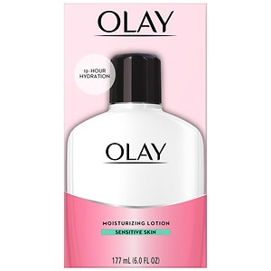 Olay Moisturizing Face Lotion for Sensitive Skin