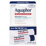 Aquaphor Advanced Therapy Healing Ointment, 2 Pack- 1 ea