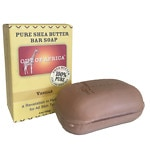 Out Of Africa Vanilla Pure Shea Butter Bar Soap, Vanilla