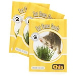 CHIA Cat Grass Refill Seeds- 6 packages
