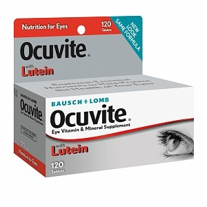 Ocuvite Nutrition for Eyes, Tablets