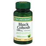 Nature's Bounty Black Cohosh 540mg Caps 100ct