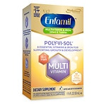 Enfamil Poly-Vi-Sol Supplement Drops, Multivitamin with Iron for Infants & Toddlers