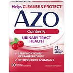 AZO Cranberry Supplement, Caplets- 50 ea