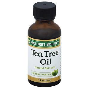 Nature's Bounty Tea Tree Oil, 1 oz