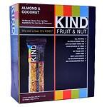 KIND Fruit & Nut Nutritional Bars, Almond & Coconut, 12 pk