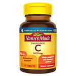 Nature Made Vitamin C with Rose Hips, 1000mg, Tablets