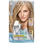 L'Oreal Feria Multi-Faceted Shimmering Highlighting Kit, Star Light Extremely Light Blonde C100