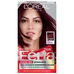 L'Oreal Feria Power Reds, High-Intensity, Shimmering Colour, Blowout Burgundy R37