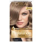 L'Oreal Paris Preference Fade Defying Color & Shine System,