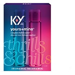 K-Y Yours+Mine Couples Lubricants- 1.5 oz