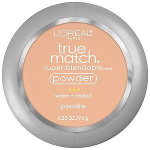 L'Oreal Paris True Match Super-Blendable Powder, Sand Beige W5- .33 oz