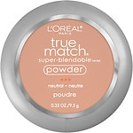 L'Oreal Paris True Match Super-Blendable Powder, True Beige N5- .33 oz