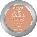 L'Oreal Paris True Match Super-Blendable Powder, Honey Beige N6
