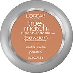 L'Oreal True Match Super-Blendable Powder, Classic Tan N7