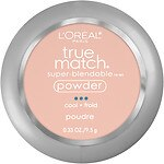 L'Oreal Paris True Match Super-Blendable Powder, Natural Ivory C2- .33 oz
