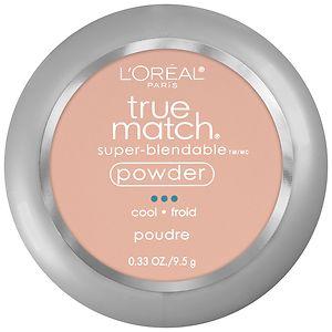 L'Oreal Paris True Match Super-Blendable Powder, Creamy Natural C3- .33 oz
