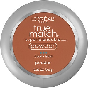 L'Oreal Paris True Match Super-Blendable Powder, Soft Sable C6