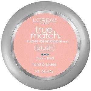 L'Oreal Paris True Match Super-Blendable Blush, Baby Blossom C1-2- .21 oz