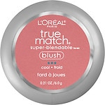 L'Oreal True Match Super-Blendable Blush, Spiced Plum C7-8