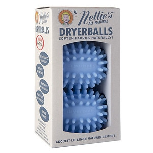 Nellie's All Natural Dryerballs- 2 ea