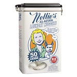 Nellie's All Natural Laundry Nuggets in a Tin, 50 Loads