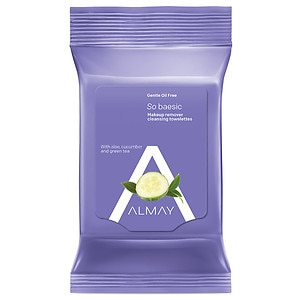 Almay Makeup Remover Towelettes, 25 towelettes