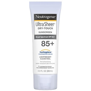 Neutrogena Ultra Sheer Dry-Touch Sunscreen, SPF 85, 3 oz