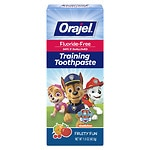 Orajel Toddler Training Toothpaste, Tooty Fruity