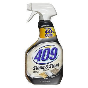 Formula 409 Natural Stone & Steel Cleaner Spray, 32 fl oz